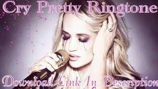 Download Lagu Cry Pretty Ringtone | Carrie Underwood | Latest 2018 English Songs Ringtones Gratis STAFABAND