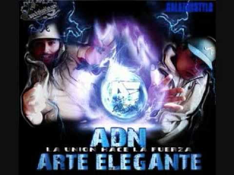 Arte Elegante Ft ADN Traicionera.wmv