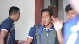 Kedatangan Persela di Malang persiapan melawan Arema