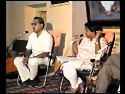 Gajanan Pendharkar,bhivandi Program 24-11-88.avi video