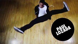 Paul Lozada Break Dance