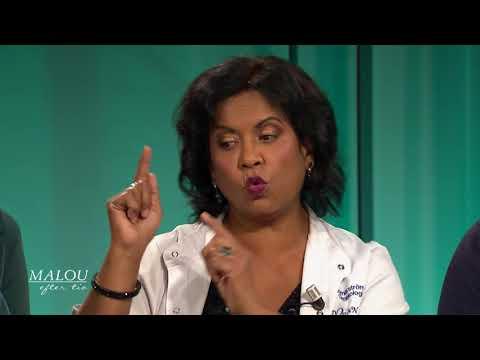 Okunskap gör att kvinnor lider i onödan av förlossningsskador - Malou Efter tio (TV4)