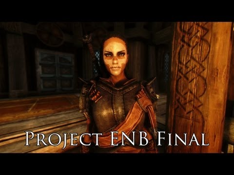 Skyrim ENB Presets - Project ENB Final Edition for Climates Of Tamriel v3.1