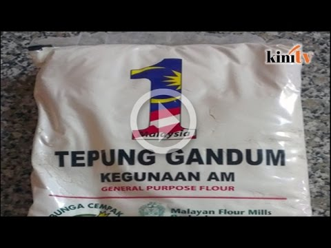 DAP: Why is subsidised 1 Malaysia flour sold in Singapore?