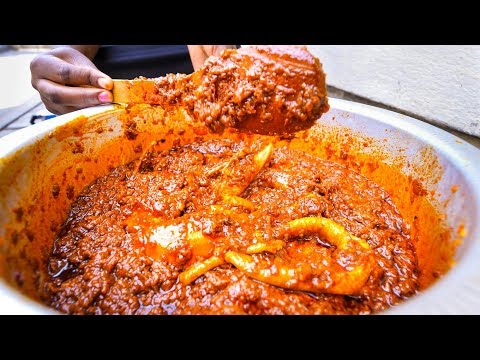 Ethiopian Food - The ONE DISH You Have To Eat in ETHIOPIA! thumbnail