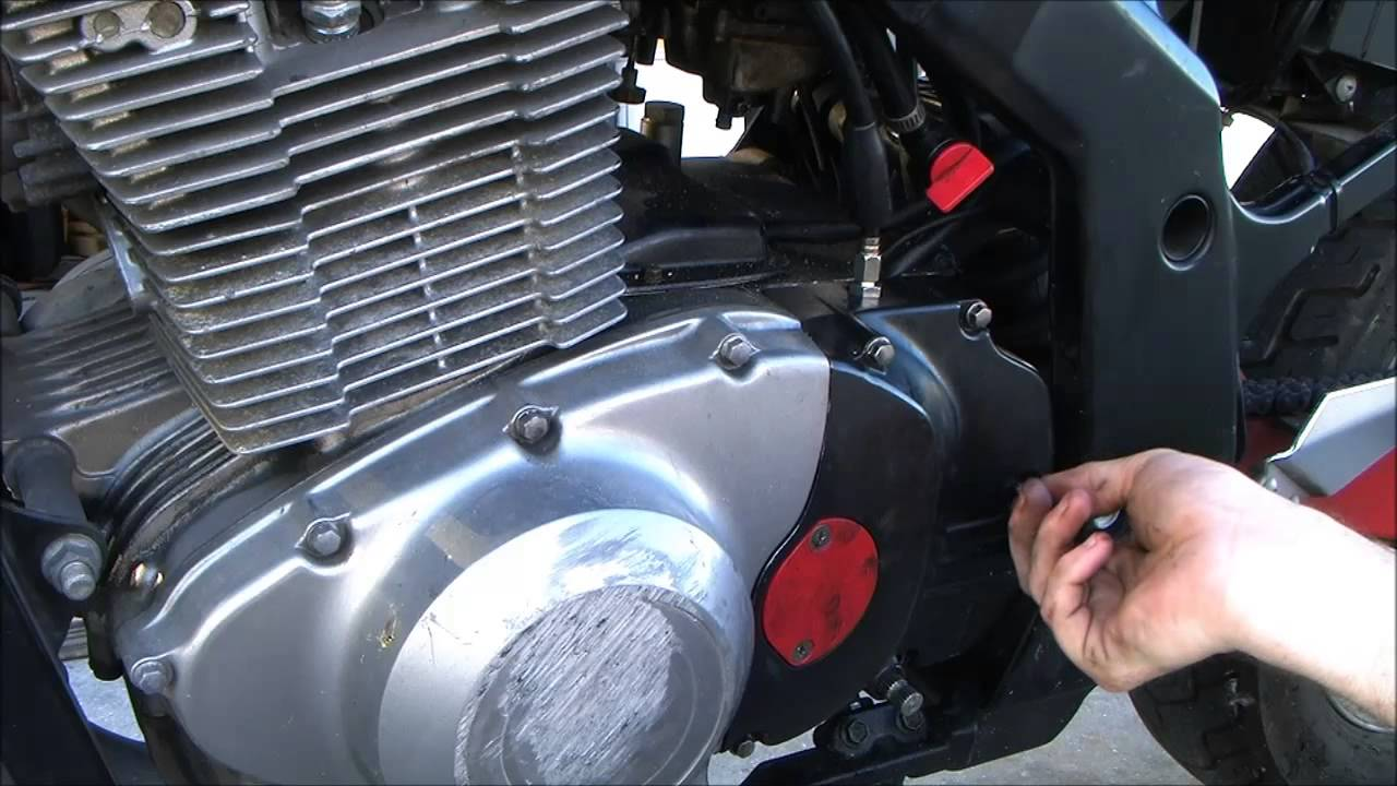 Suzuki Intruder Clutch Adjustment