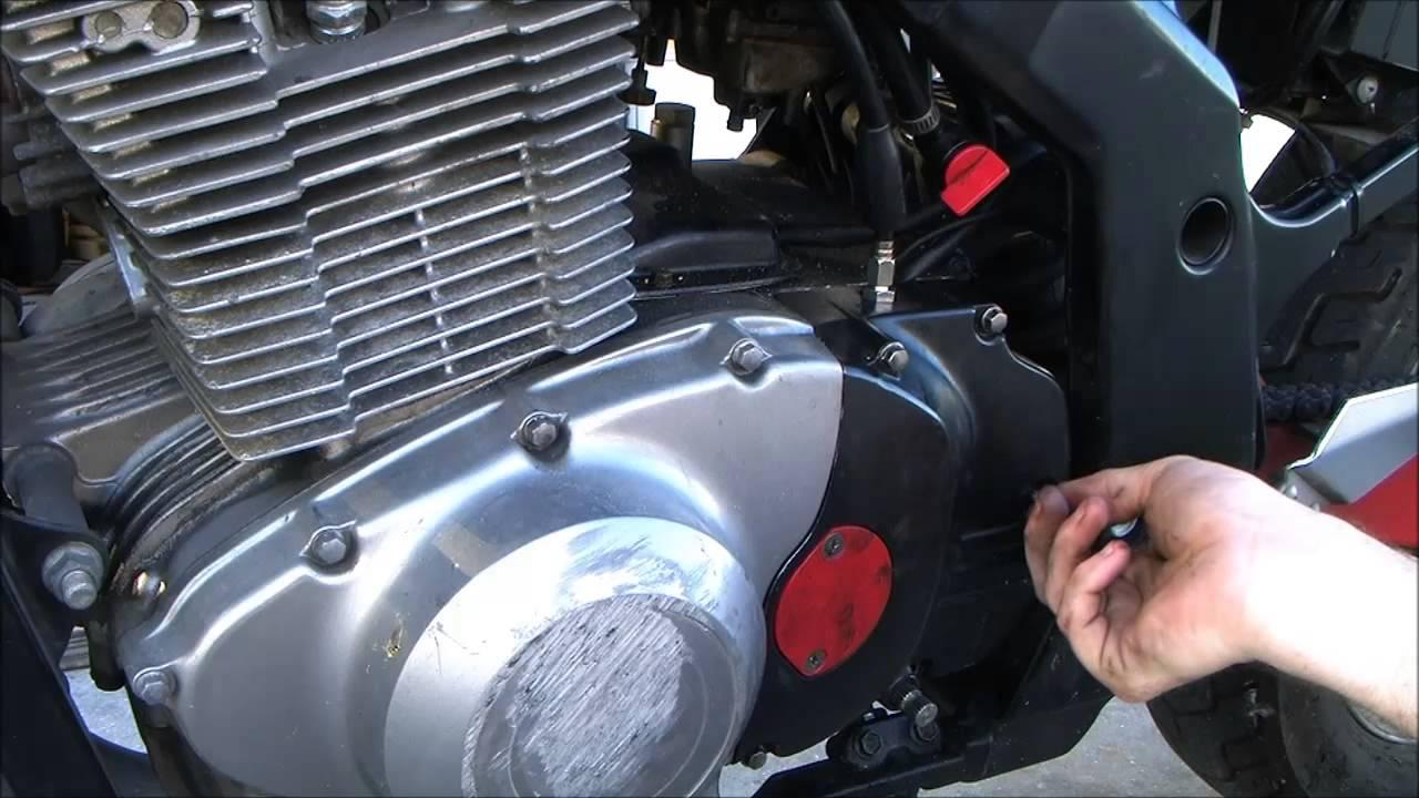 Clutch Cable Change Suzuki Gs500 Youtube