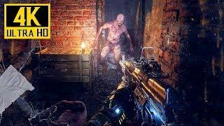 [4K] METRO Exodus - E3 2018 Demo Gameplay @ 2160p (60ᶠᵖˢ) UHD ✔