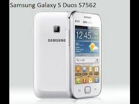 Samsung Galaxy S Duos S7562 - Review de Apresentação e Especificações - PT-BR - Brazil