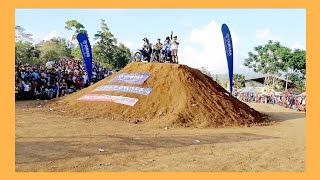 Kaamulan Motocross 2019 Freestyle//Team UA MINDANAO||Angel Canillo Vlogs