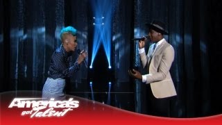 Labrinth and Emeli Sandé -