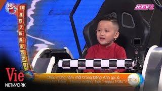 Con trai Nguyễn Hải Phong ẵm 10 triệu | Thông minh chững chạc khiến Trấn Thành khâm phục