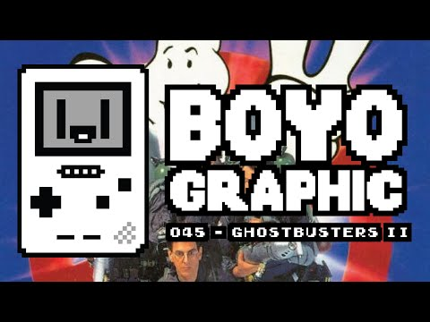 Boyographic - Ghostbusters II Review