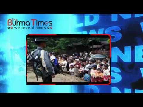 Burma Times TV Daily Rohingya News 30.07.2015