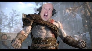 God of War - Hanging with my boy - Road to 3,200 Subs!