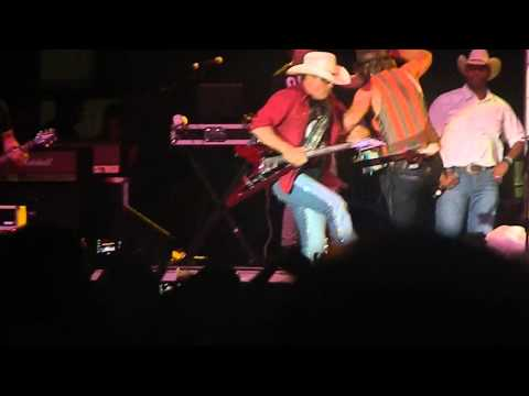 Big And Rich With Cowboy Troy- Save A Hoarse Ride A Cowboy  Medley video