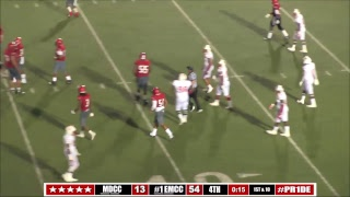 #1 EMCC Football vs MS Delta