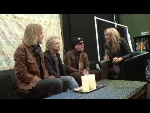 The Lowdown @ Download 2010: Aerosmith - Tom, Joey and Brad