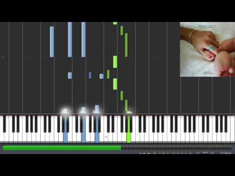Macklemore & Ryan Lewis ft. Ed Sheeran - Growing Up (Sloane's Song) - Piano Tutorial