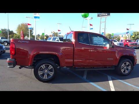 2016 CHEVROLET COLORADO Redding, Eureka, Red Bluff, Chico, Sacramento, CA G1135076