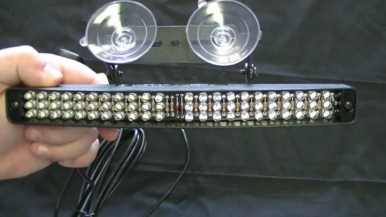 Star Mini Phantom Led Dash Light Close Up Youtube