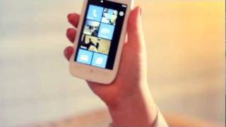 Nokia Lumia 710 - Official Nokia Hands-on video