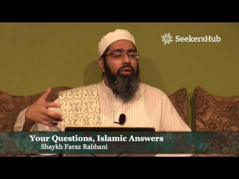 Can I attend my Muslim cousin's marriage to a Christian man? Islam FAQ with Shaykh Faraz Rabbani