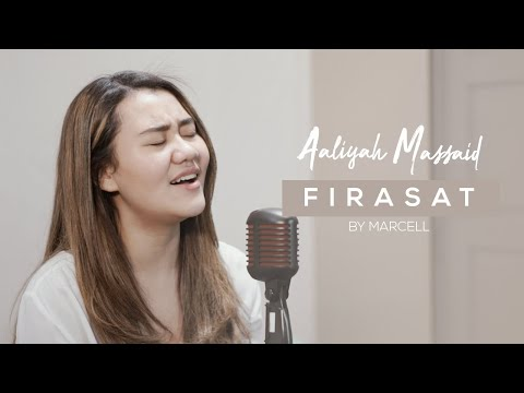 Download Aaliyah Massaid - Firasat Cover by Marcell Mp4 baru