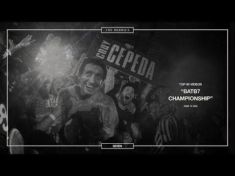 Berrics Top 50: 7 | BATB7 Champion - Cody Cepeda