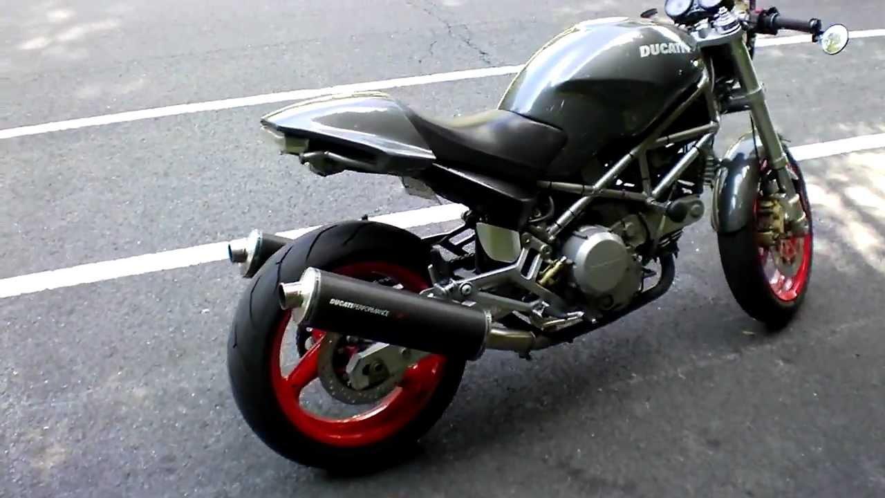 Ducati  Dark Review