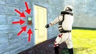 THEY HAD NO CLUE I WAS HIDING AS THIS! (GMOD Funny Moments)