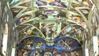 La meravigliosa Cappella Sistina (Сикстинская капелла)