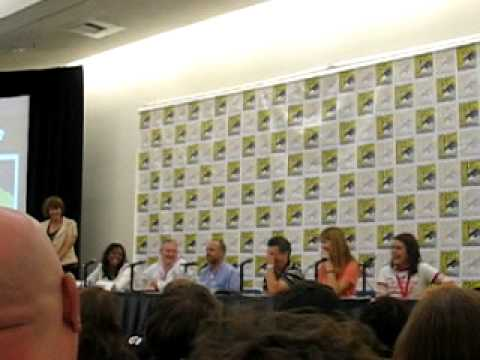 Archer Panel at San Diego Comic-Con