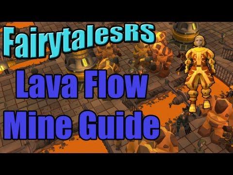 Ultimate Lava Flow Mine Guide 2012 - 50k+ xp per hour - Fairytales - Kieren