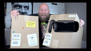 I bought a $1,600 Amazon Customer Returns ELECTRONICS Pallet / Mystery Boxes