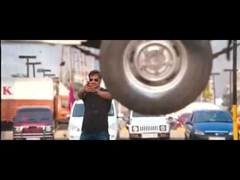 المشهد الذي حيير مخرجين هوليوود .. !!   Action Indian