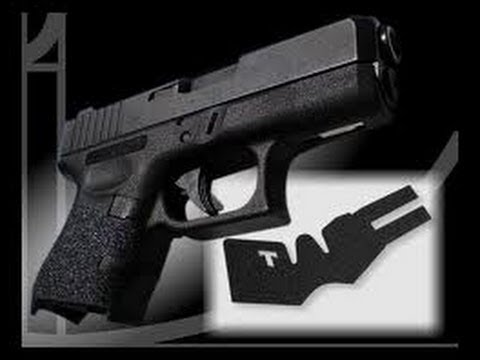 Talon Grips for Glock 27 (Rubber grip)