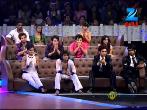 Dance India Dance Season 3 May 13 '12 - Siddhesh, Dharmesh & Rajasmita video