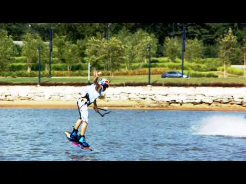 Huge 1000fps wakeboard air - Red Bull Moments - Adam Errington