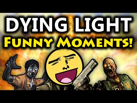 DYING LIGHT FUNNY MOMENTS! [Non MLG] w/ Gehab (Funtage / Funny moments)