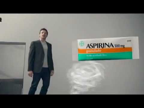 Aspirina Granulado.