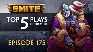 SMITE - Top 5 Plays #175