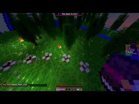 Minecraft: Hunger Games w/Mitch! Game 517 - ZOMBIE MODE!