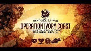 Mag Fed Uprising / Operation: Ivory Coast / Alpha Omega Paintball