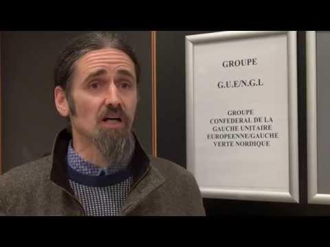 Luke 'Ming' FLANAGAN message about SYRIZA & Greek elections