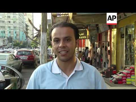 Palestinians in Gaza comment on Hamas-Fatah talks and understandings in Cairo