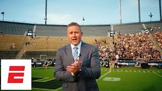 Kirk Herbstreit's College Football Week 1 Behind the Scenes: Alabama, Notre Dame and more   ESPN