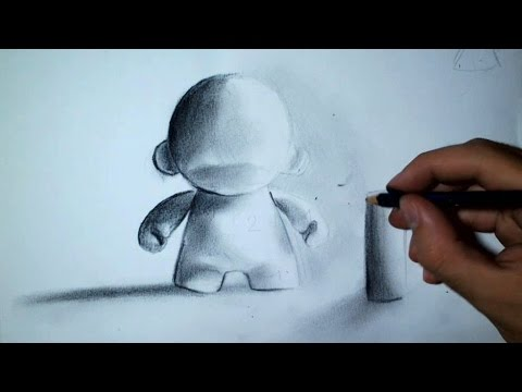 Comment dessiner des ombres tutoriel youtube - Dessiner une tete de loup ...