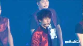 1.130323 SS5 in seoul Sexy,Free&Single(Kyuhyun focus)