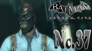Batman arkham city - Black Mask & Batman Beyond